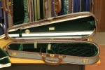 S3011 Luxury Classic dart-shaped violin case