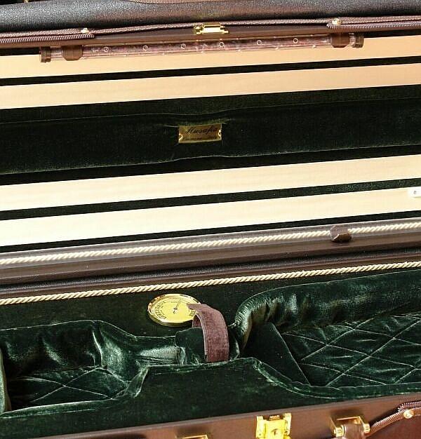 Dimitri Musafia Master Maker Of Violin And Viola Cases